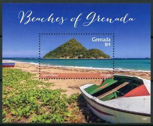 Grenade 2019 Neuf Sans Charnière Plages Levara Beach 1 V S/s Tourisme Paysages Bateaux Timbres Acheter Un En Obtenir Un Gratuitement
