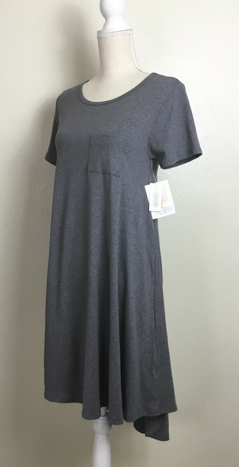 New Lularoe Carly Dress Größe XXS