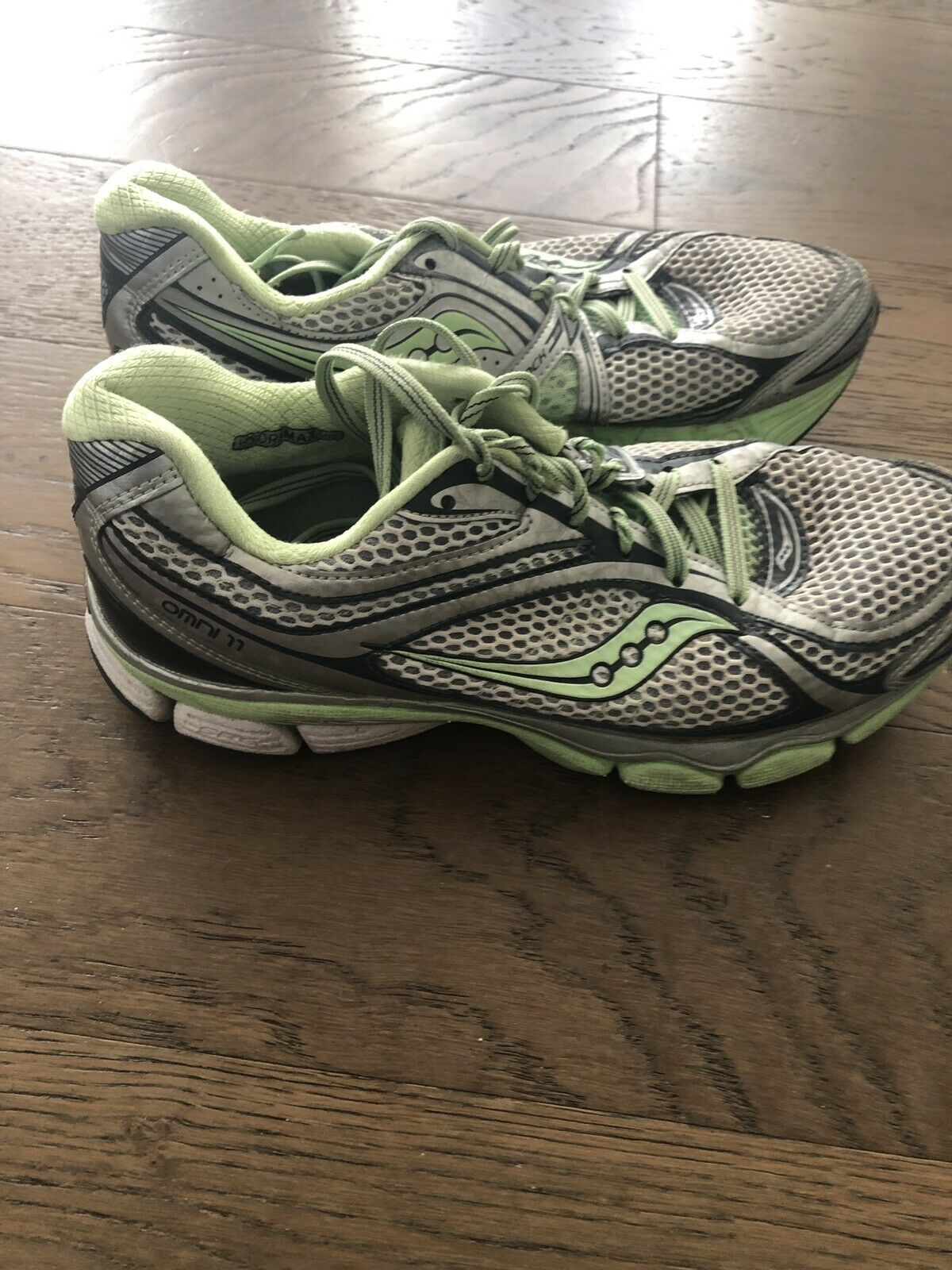 Saucony Omni 11 Woman 8.5 - Road Running Sneakers - Stability - Good Condition