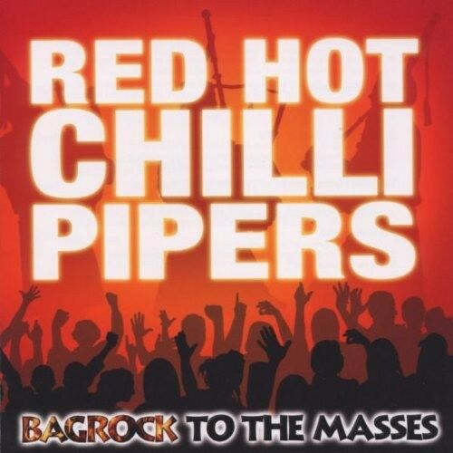 1 of 1 - The Red Hot Chilli P - Bagrock to the Masses [New CD] Jewel Case Packaging