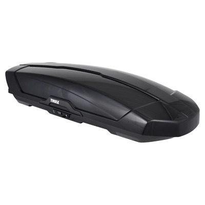 Thule Dachbox (Skibox, Dachkoffer) Motion XT XL schwarz, glänzend 500 l