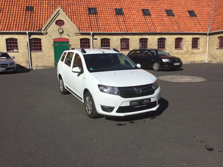 Dacia Logan 0,9 TCe 90 Prestige MCV 5d
