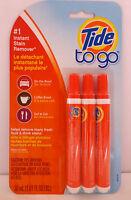 Tide To Go Stain Remover Pen ( 3 Sticks )