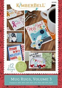 KimberBell-Embroidery-CD-Mug-Rugs-Vol-3-KD585