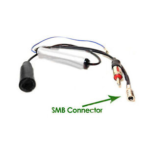 PC6-536-DAB-DAB-Radio-Car-Stereos-Aerial-Splitter-Antenna-Alpine-JVC-Headunits