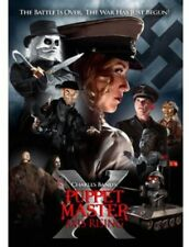 Puppet Master X: Axis Rising (DVD, 2012)