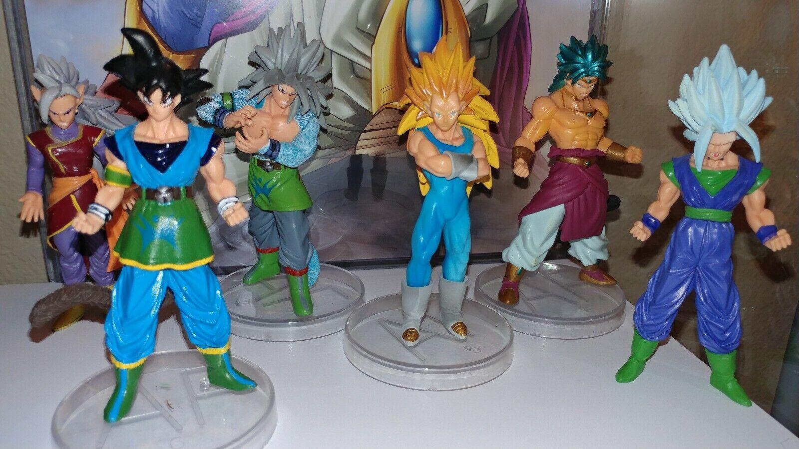 giocattoloble  Dragon Btutti AF  DBAF  Super Saiyan 5 Goku  Zicor  azione cifras 5