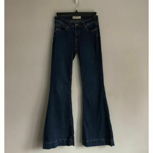 Free People We The Free Bell-bottom Jeans Size 25