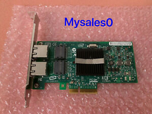 IBM-Intel-PRO-1000-PT-DUAL-PORT-GIGABIT-ETHERNET-PCIe-NIC-Card-39Y6127-39Y6128