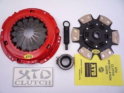 CLUTCHXPERTS STAGE 2 RACE CLUTCH FRICTION DISC Fits 2005-2010 SCION tC 2.4L