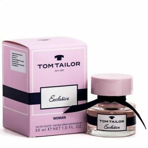 Details about Tom Tailor Exclusive Edt Eau de Toilette Spray 30ml 1fl.oz
