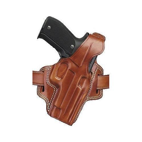 Galco Fletch High for Ride Belt Holster for High FN Five-Seven USG (Tan, Right-hand) ddf890