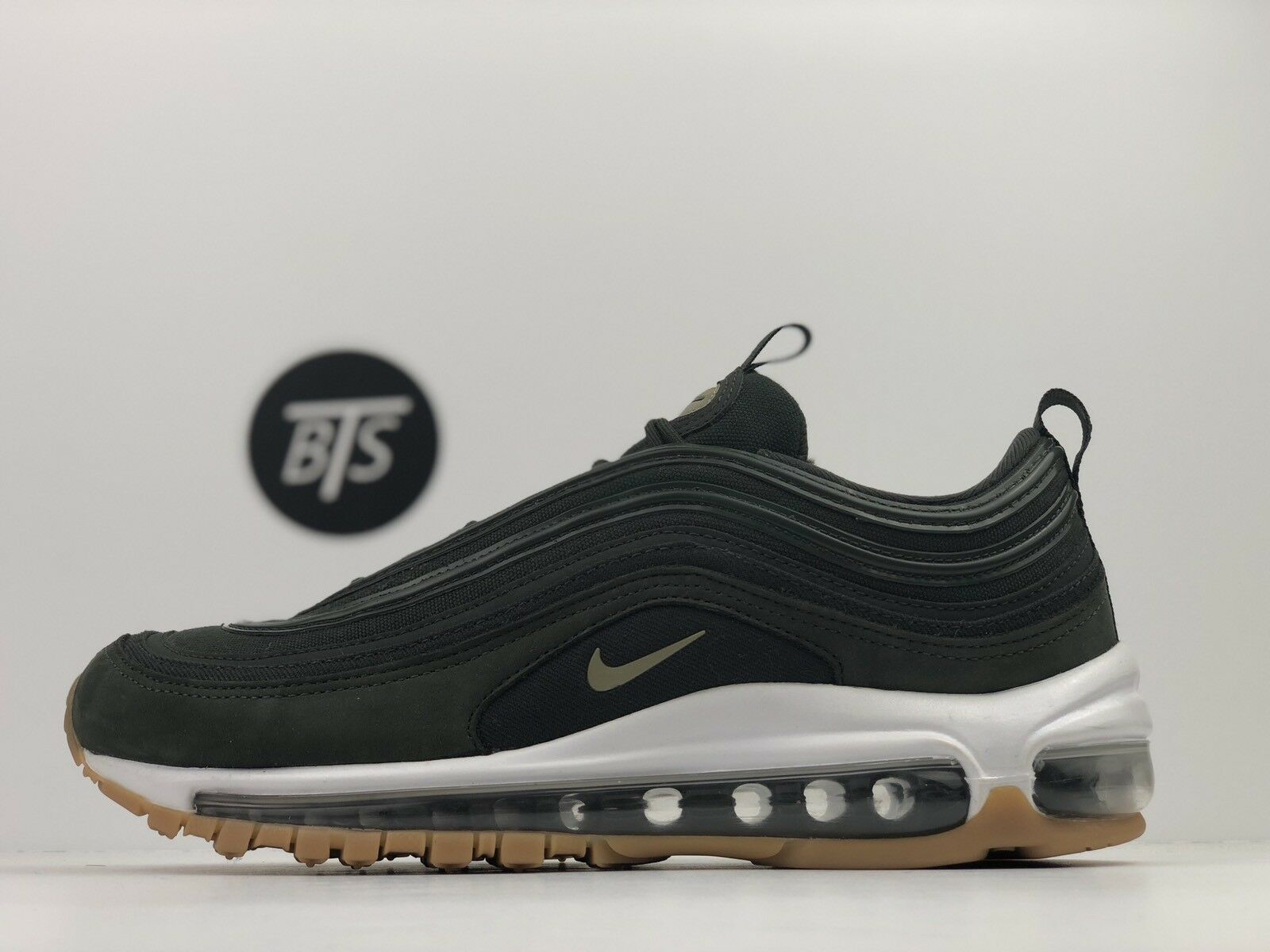 "Women's Nike Air Max 97 UL ""Sequoia"" Size-7.5 Neutral Olive Green (AJ2248 300)"