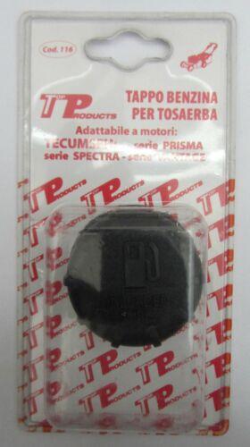 Tappo benzina per motori Tecumseh serie PRISMA SPECTRA VANTAGE tosaerba cod. 116
