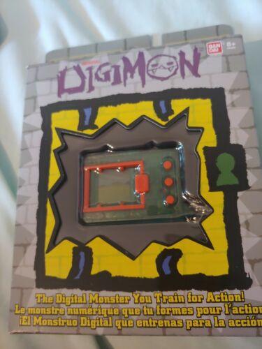 Digimon 20th Anniversary Tamagotchi Digivice Digital Pet Green Bandai