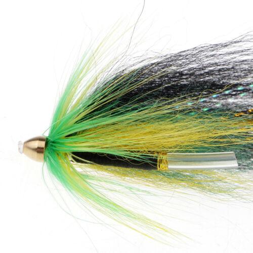 4 Stück Fliegenhaken Bass Forellen Fliegenfischen Fliegen Trockenfliegen Haken