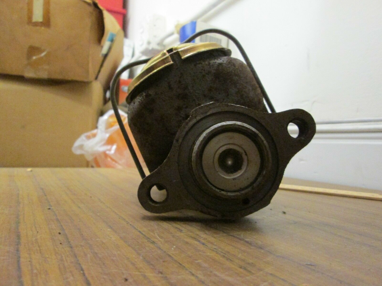 EIS Brake Master Cylinder E101266 *NOS* as pictured