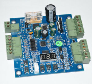 Details about NSEE GSTM-03 Solenoid Tripod Turnstile Gate Operator PCB  Control Circuit Board