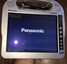 Panasonic Toughbook CF-H2 i5 1.7GHz  2GB 160HDD Windows 7 Touchscreen Tablet UK