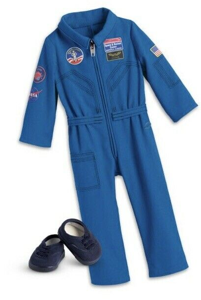 American Girl RETIRED Luciana Flight Suit NEW IN BOX