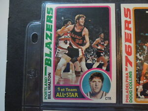1978-79-1978-TOPPS-Basketball-Complete-card-Set-of-132-cards-Near-Mint-Lot