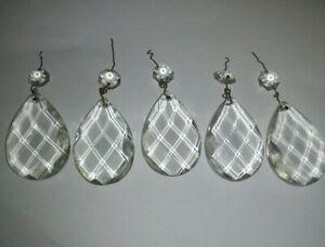 5-pampilles-anciennes-et-5-octogons-pour-lustre-girandole-8-cm-Hauteur