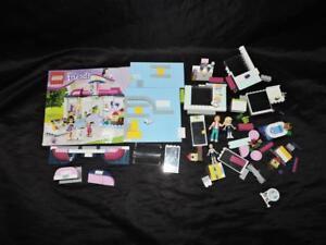 Lego Friends Heartlake Pet Salon 41007 Groomer Shop Girls With