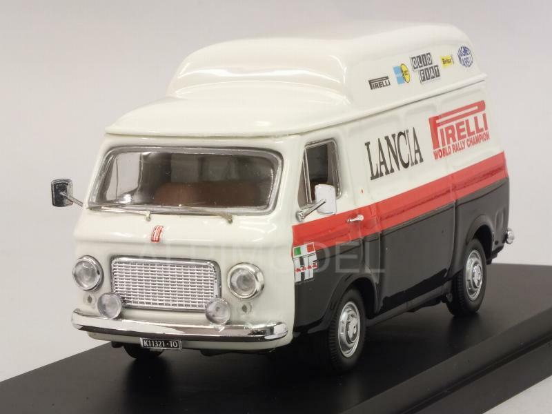 Fiat 238 Tetto Alto Assistenza Pirelli Lancia 1:43 RIO 4549