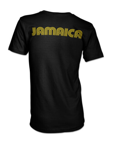 Jamaica Jamaican National Country Pride The Reggae Boyz Mens V-neck T-shirt