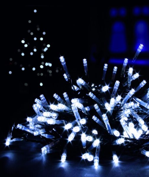 360 Led Net Lights Warm White Premier multi-Action