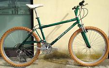 Bici Mountain bike Boulder Bicycles inc. Chrona Shimano XT 21 bike fahrrad MTB