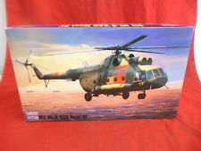 Mastercraft Hobby Kits 1/72  MI 8 SAR Meet 91 Helicopter Model Kit 3124 NEW!
