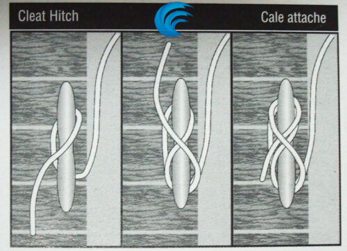 """4X HQ Galvanized Metal 10/"""" CLEAT Boat Marine Dock Raft Anchor Line Rope Holder"""