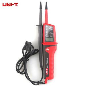 UNI-T-UT15C-Digital-Voltmeter-24V-690V-LED-Light-Indicator-Pen-Beeper-Auto-Range