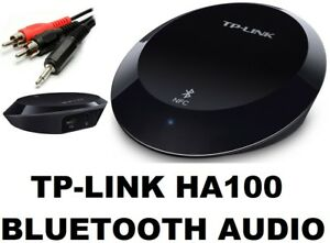 Details about TP-LINK HA100 Bluetooth Music Receiver | NFC Steam from Phone  to HI-FI [43]