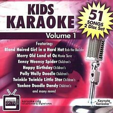 Various Artists Kids Karaoke Vol. 1 CD