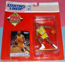1995 NICK VAN EXEL Los Angeles LA Lakers Rookie - low s/h - Starting Lineup