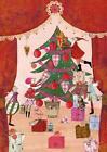 """Adventskalender """"Weihnachtsvorhang"""" (2014, Kunststoffeinband)"""