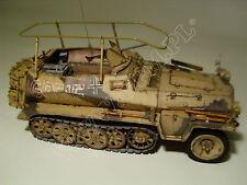 Sd.Kfz.250/3 GREIF 1/16 scale  FULL INTERIOR model kit  290x120x150 (1583 parts)