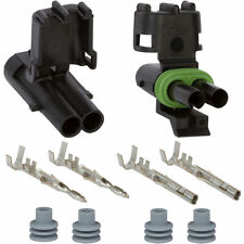 Weather Pack 2 Pin 16-14 AWG Connector Kit