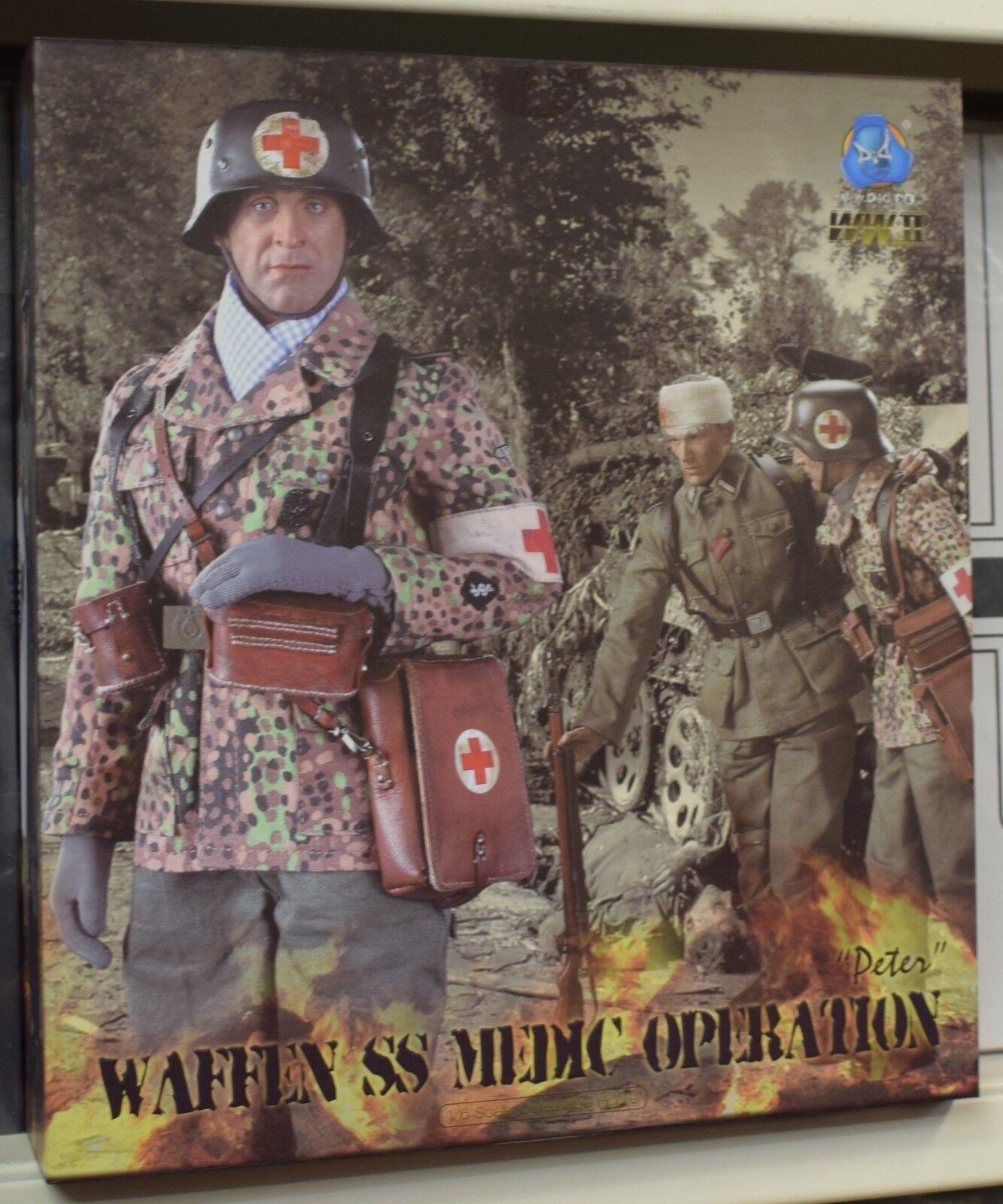 DRAGON IN DREAMS DID 3-R 1 6th SCALE WW II GERMAN MEDIC PETER