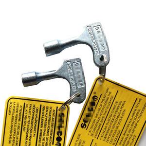 Details about 5PCS Elevator Lift Triangle Key/ Lock Use Kone Mitsubish  Hitachi Selcom Wittur