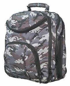 Rockville-Travel-Case-Camo-Backpack-Bag-For-Behringer-VMX100USB-Mixer