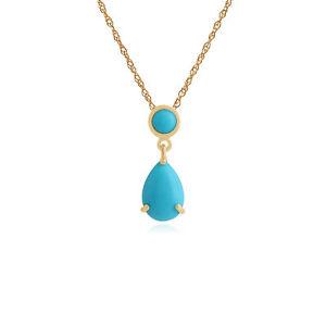 Gemondo-9ct-Yellow-Gold-1-22ct-Turquoise-Pendant-on-45cm-Chain