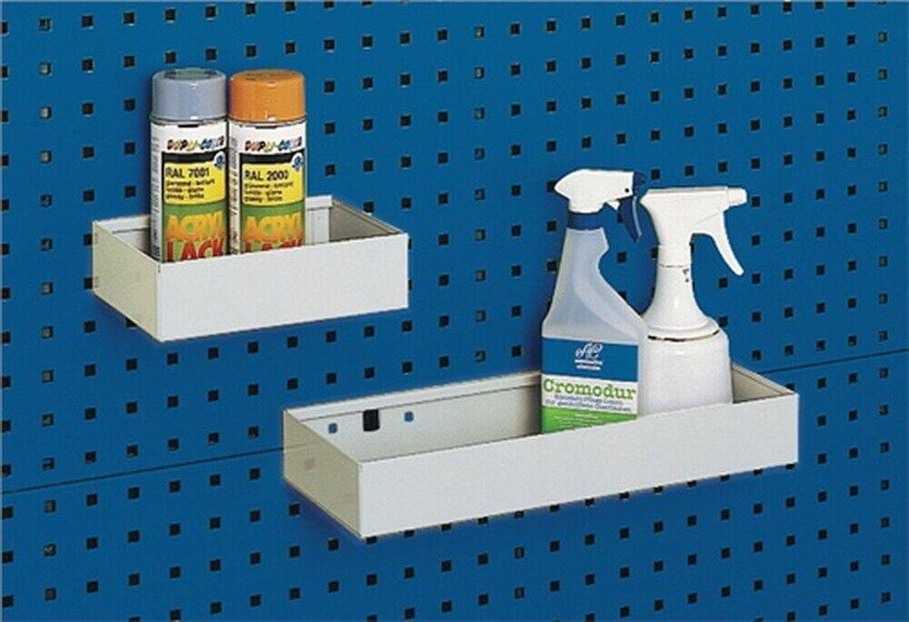 Ablagekasten für Lochplatten 225x175x65mm Bott Bott Bott | Neuer Stil  | Verschiedene aktuelle Designs  | Ich kann es nicht ablegen  | Neues Design  69c0e8