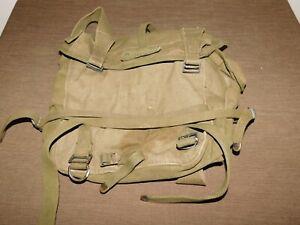 VINTAGE-KOREAN-WAR-1951-ATLANTIC-PROD-M1945-US-ARMY-GI-SOLDIER-COMBAT-FIELD-PACK