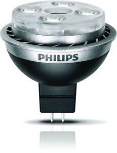 PHILIPS-7-Watt-LED-Spot-MR16-Strahler-GU5-3-12-Volt-40-000-Stunden-Lampe-Halogen