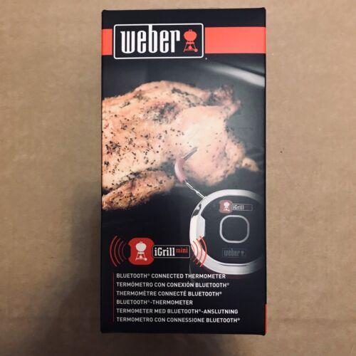 Weber iGrill Mini 7220 Bluetooth Thermometer für Smartphones