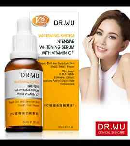 Dr-Wu-Intensive-Whitening-Serum-with-Vitamin-C-30ml-New-In-Box-VC