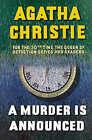 A Murder is Announced (Miss Marple) by Agatha Christie (Hardback, 2005)
